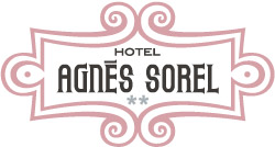 Htel in Chinon : hotel Agns Sorel